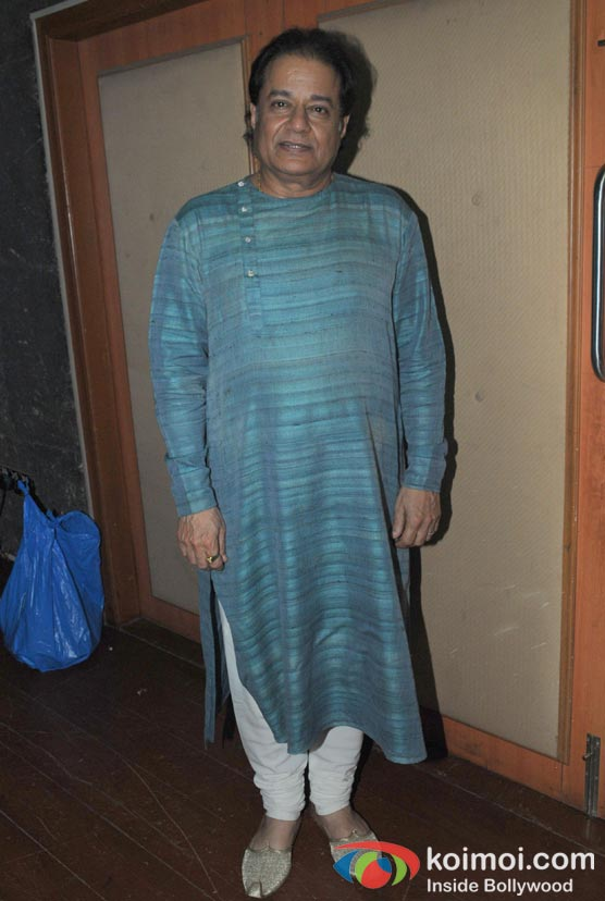 Anup Jalota At The Opening Of Lord Krishna Festival