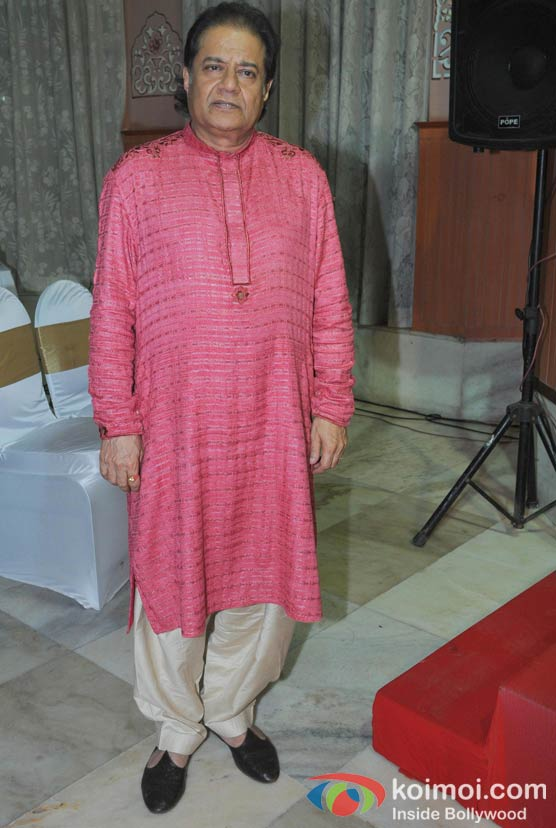 Anup Jalota At Unveils Album On The Occasion of Gokulashtami