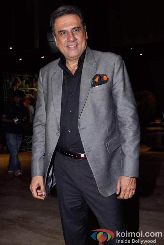 Boman Irani At Shirin Farhad Ki Toh Nikal Padi Movie Special Screening At Cinemax