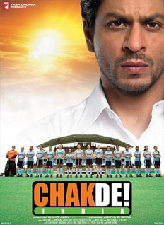 Chak De! India 2007 Movie Poster