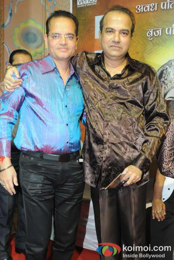 Champak Jain, Suresh Wadkar At Unveils Album On The Occasion of Gokulashtami