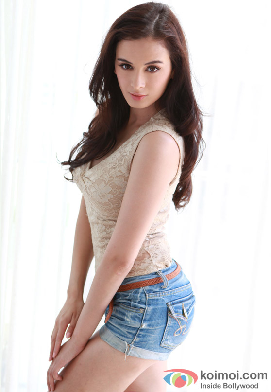 Evelyn Sharma Hot and Seductive Stills