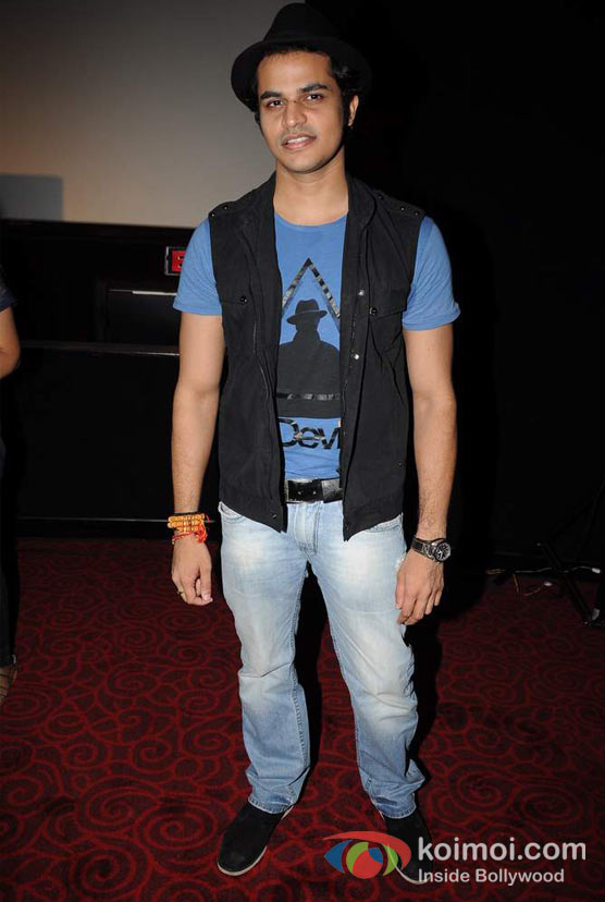 Gaurav Dagaonkar At Chal Pichchur Banate Hain Movie First Look Launch