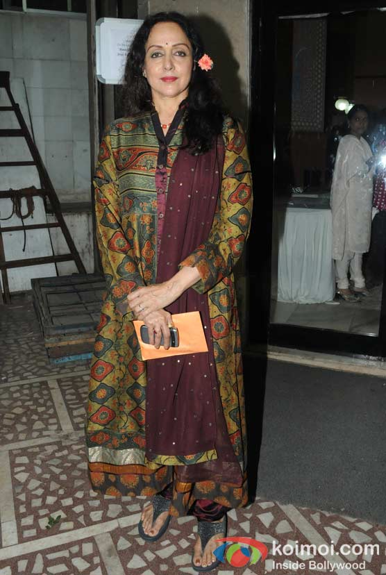 Hema Malini At Unveils Album On The Occasion of Gokulashtami