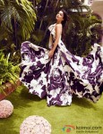Hot Alia Bhatt pose for a camera in Floral Dress