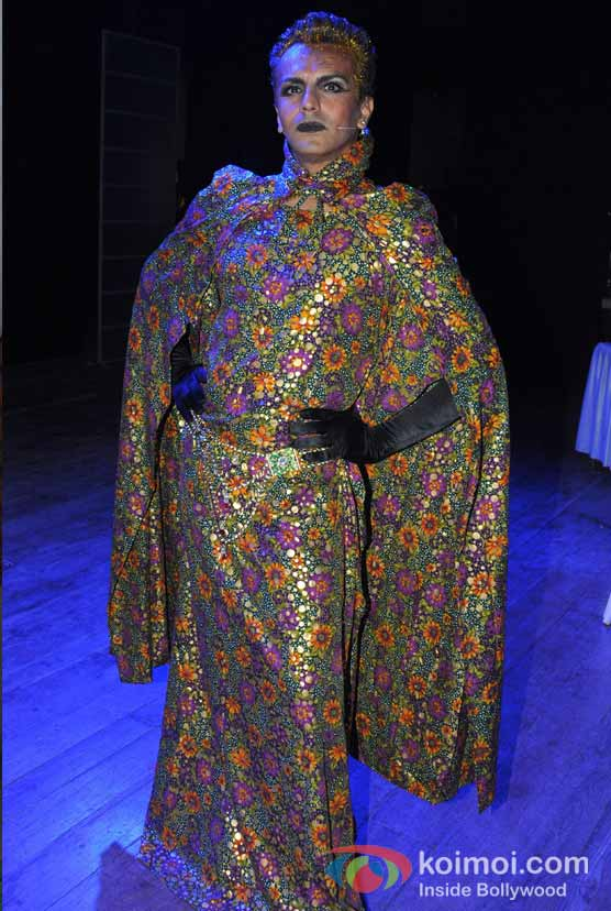 Imam Siddiquie At Bharat & Doriss Bridal Fashion Show 2012