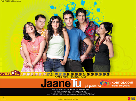 Jaane Tu..... Ya Jaane Na Movie Wallpaper