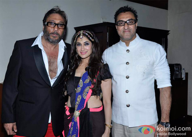 Jackie Shroff At Mohomed And Lucky Morani S Wedding Anniversary Eid Party