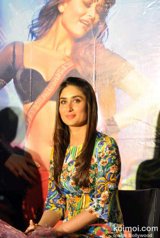 Kareena Kapoor At Heroine Movie Press Conference In Ice Skate Mall Gurgaon