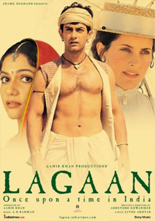 Lagaan 2001 Movie Poster