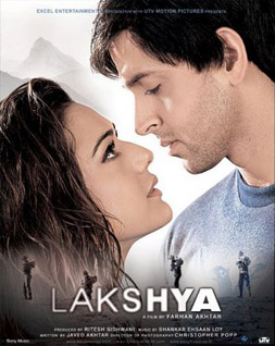 Lakshya 2004 Movie Poster