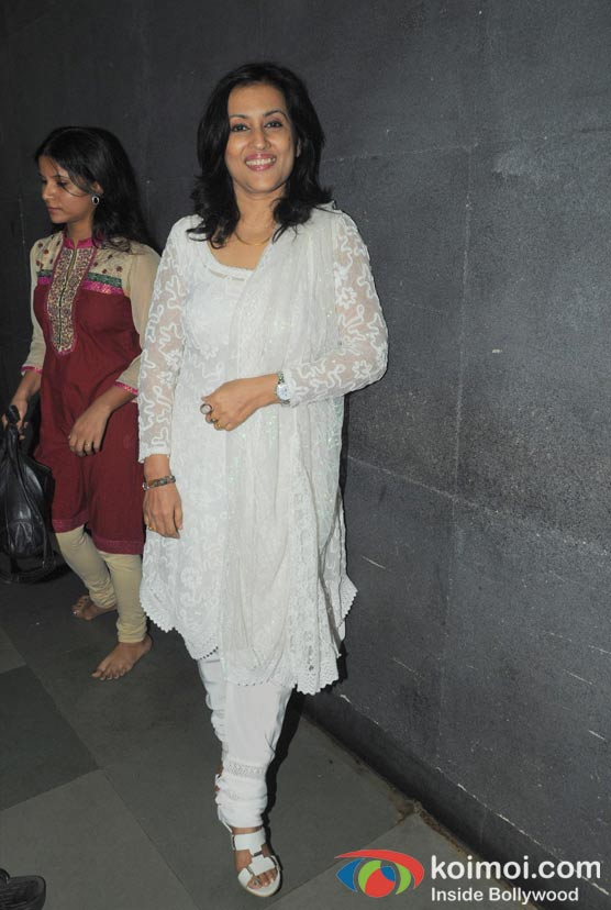 Madhushree At The Opening Of Lord Krishna Festival