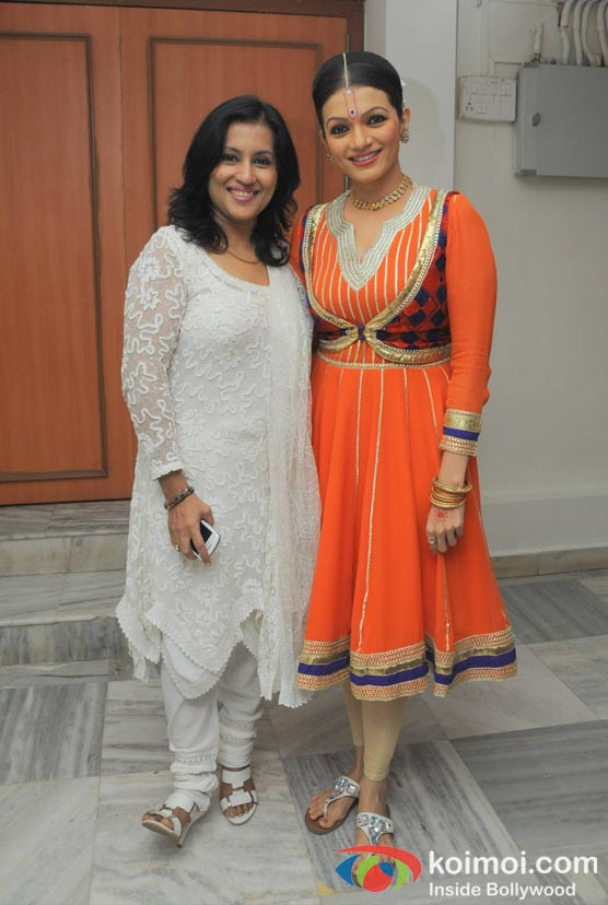 Madhushree, Prachi Shah Performs For The Opening Of Lord Krishna Festival