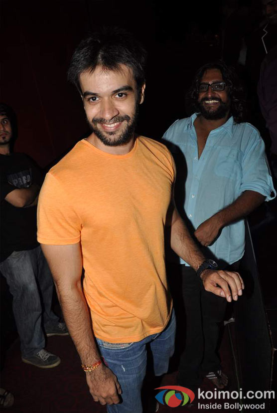 Punit Malhotra At Student Of The Year Movie Trailer Launch