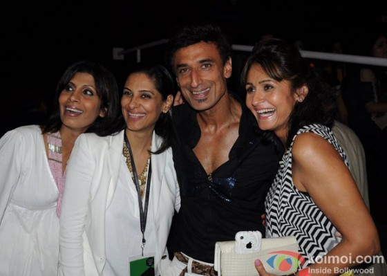 Rahul Dev At Lakme Fashion Week 2012