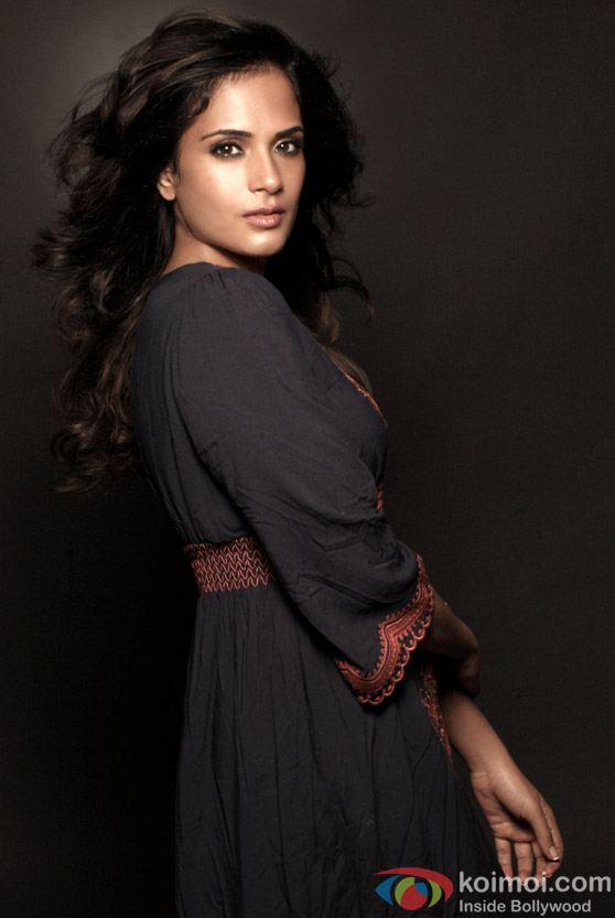 Richa Chadda is all enjoying being famous after her Gangs of Wasseypur stint