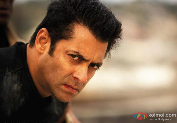 Salman Khan (Ek Tha Tiger Movie Stills)