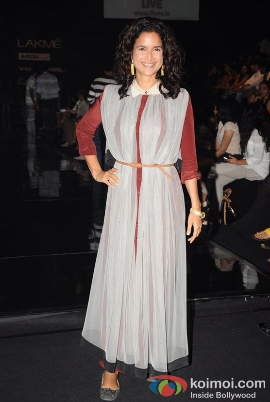 Sushma Reddy At Lakme Fashion Week 2012