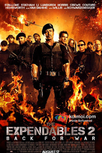 The Expendables 2 Review (The Expendables 2 Movie Poster)