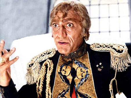 Amrish Puri In Mr. India Movie