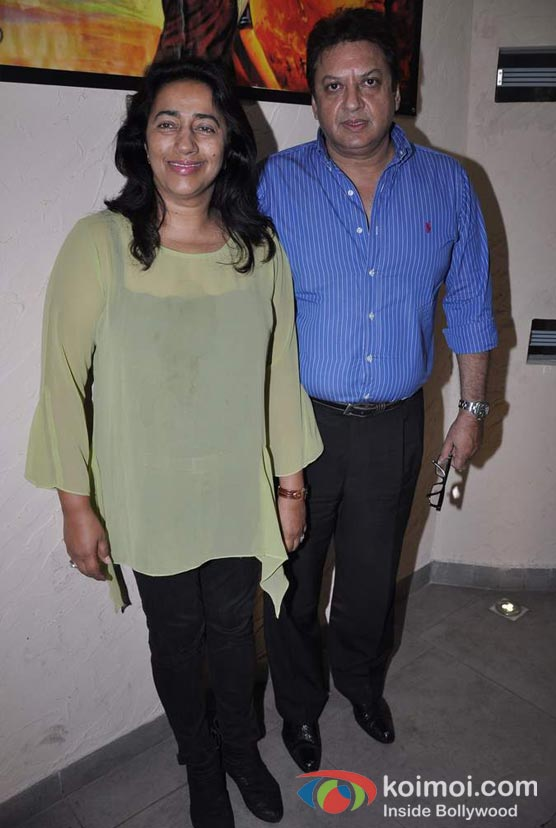 Anu Ranjan and Shashi Ranjan at ITA Academy Event