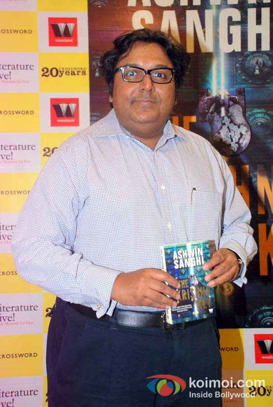 Ashwin Sanghi's The Krishna Key Book Launch