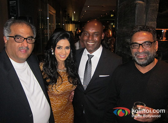 Boney Kapoor and Sridevi At Toronto International Film Festival (TIFF)