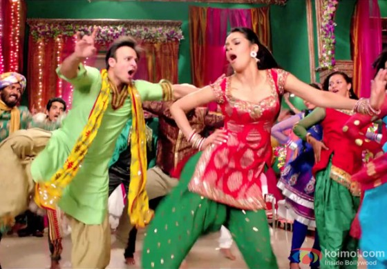 Vivek Oberoi and Mallika Sherawat in Dont Fuff My Mind Song in Kismet (Kismat) Love Paisa Dilli (KLPD) Movie Stills