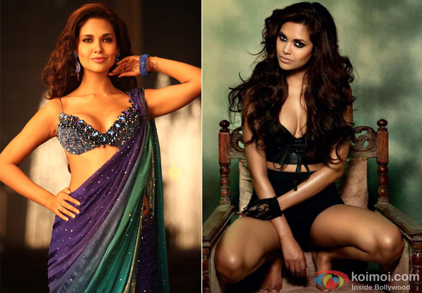 Esha Gupta in a Still from Jannat 2 and Raaz 3 Movie
