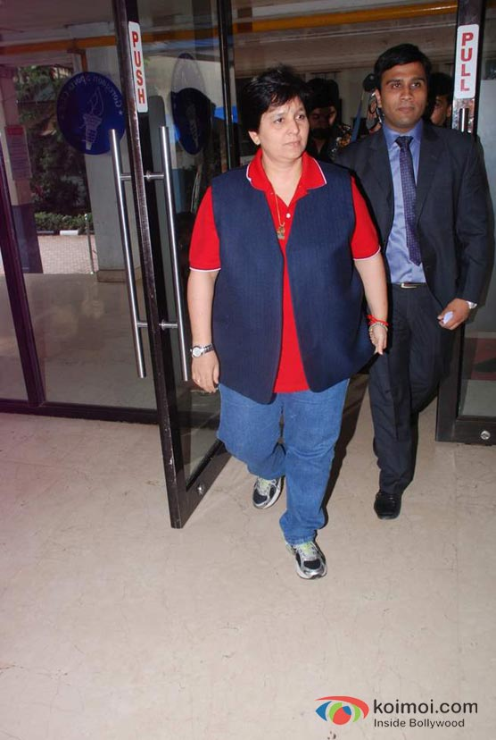 Falguni Pathak At Navratri Press Meet
