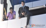 John Abraham Shoots For Stunts On The Sets Of Race 2