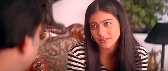 Kajol In Gupt Movie