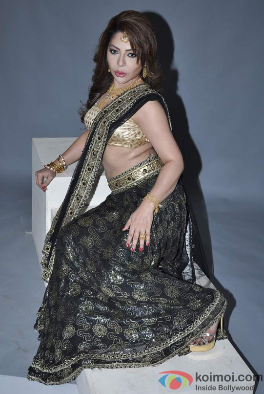Laila Khan's Dandiya Photo Shoot Pic 27