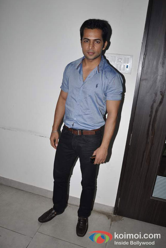 Manish Naggdev at ITA Academy Event