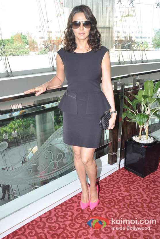 Preity Zinta At Ishkq In Paris Music Launch