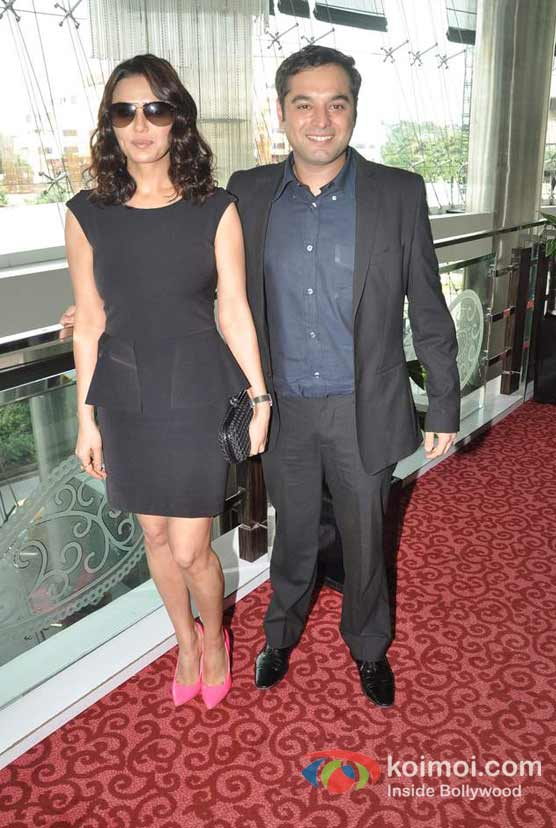 Preity Zinta, Prem Raj At Ishkq In Paris Music Launch