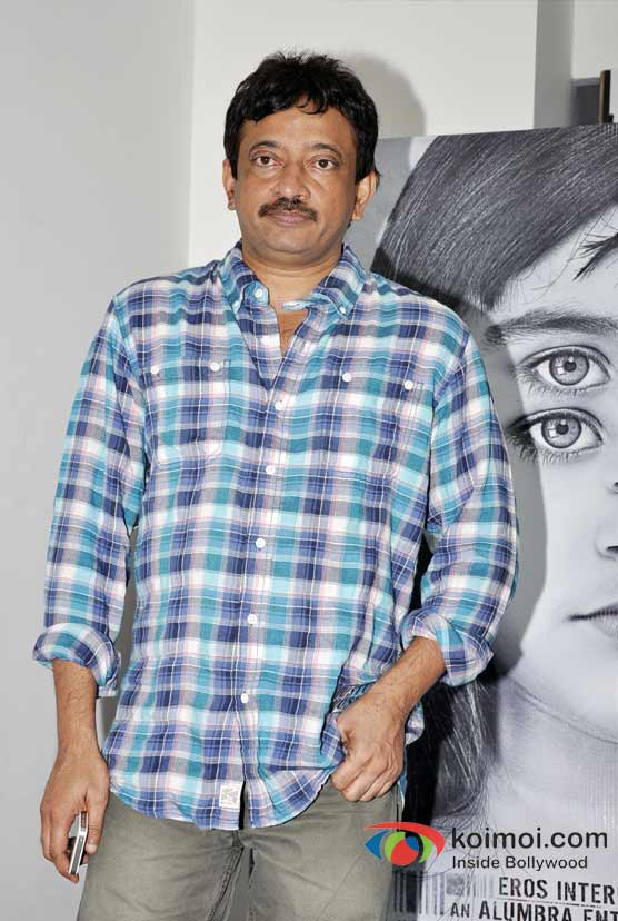 Ram Gopal Varma At Special 3D Preview Of Bhoot Returns Movie
