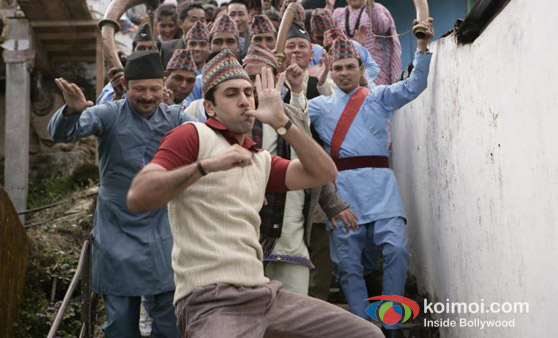 Ranbir Kapoor (Barfi! Movie Stills)