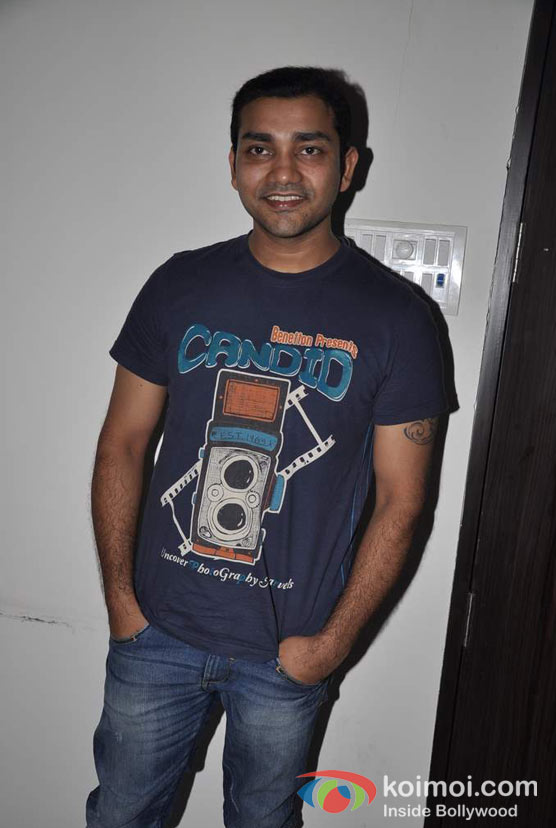 Rishi Khurana at ITA Academy Event