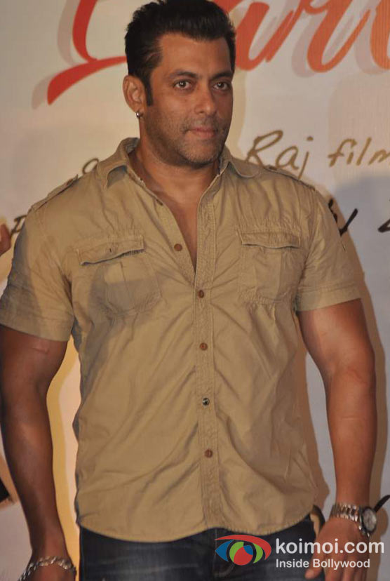 Salman Khan At Ishkq In Paris Music Launch