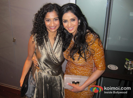 Sridevi At Toronto International Film Festival (TIFF)
