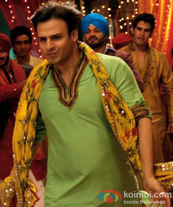 Vivek Oberoi (Kismet Love Paisa Dilli Movie Stills)