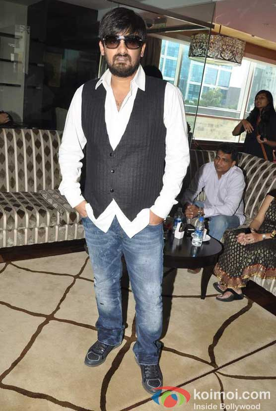 Wajid Ali At Ishkq In Paris Music Launch