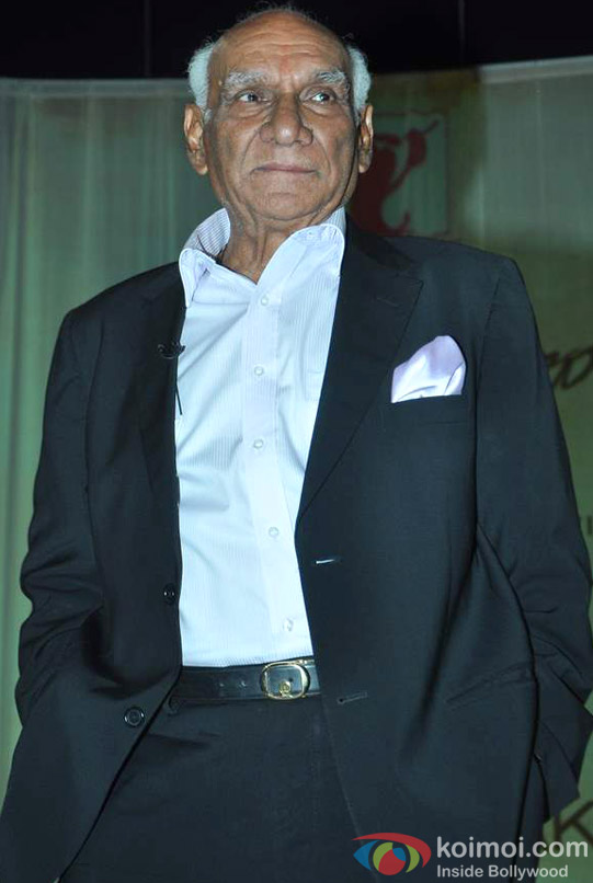 Yash Chopra's Birthday Pic 2