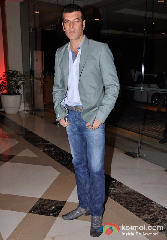 Aditya Pancholi At Rush Movie Music Launch Pic 1
