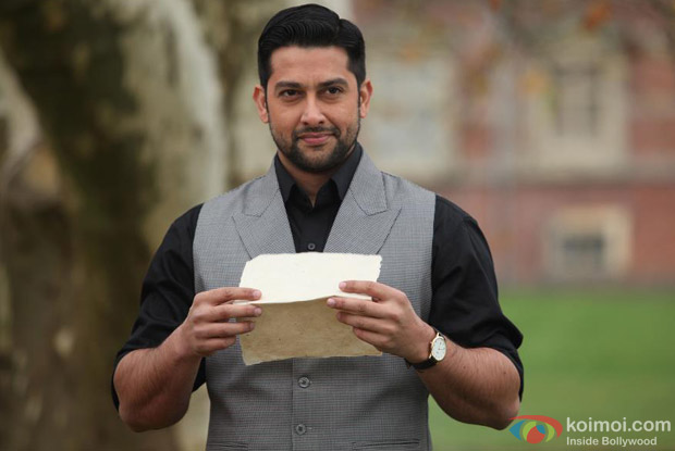 Aftab Shivdasani in a still from 1920 - Evil Returns Movie