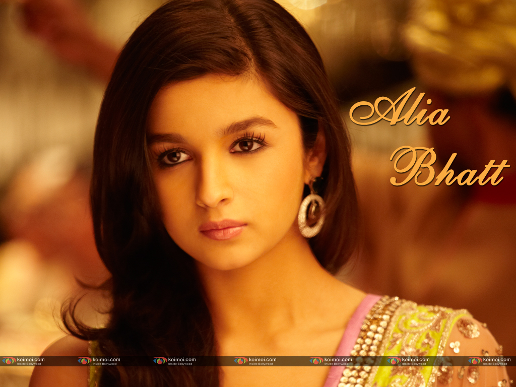 Alia Bhatt Wallpaper 1