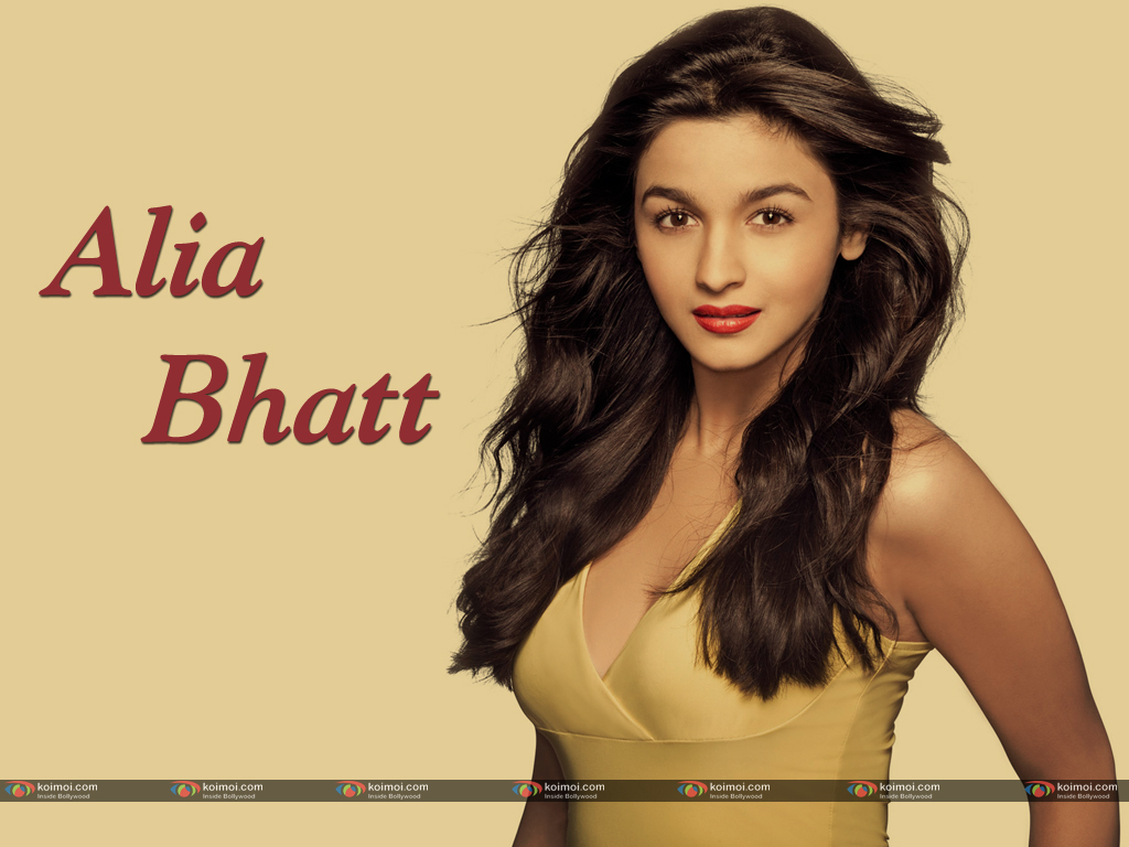 Alia Bhatt Wallpaper 2