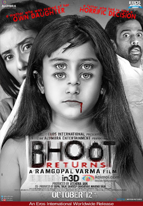 Bhoot Returns Review (Bhoot Returns Movie Poster)