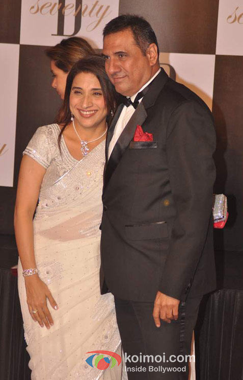 Boman Irani At Amitabh Bachchan's 70th Birthday Bash